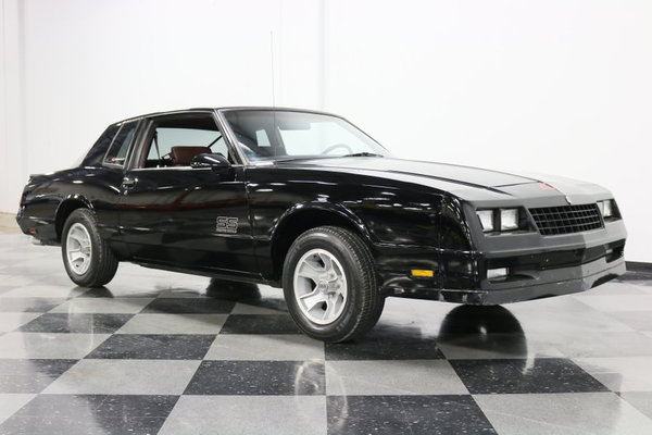 1987 Chevrolet Monte Carlo SS Aerocoupe  for Sale $13,995