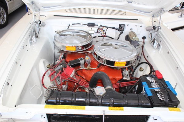 1963 PLYMOUTH FURY CONVERTIBLE 426 MAX WEDGE  for Sale $52,000