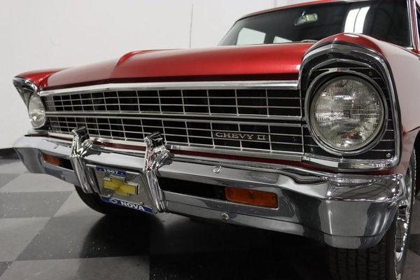 1967 Chevrolet Nova Chevy II Wagon  for Sale $25,995