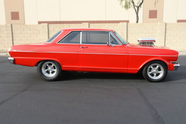 1964 Chevrolet  Nova  for Sale $30,950