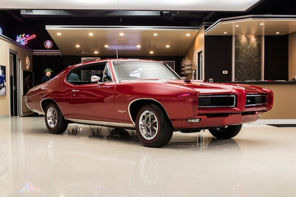 1968 Pontiac GTO  for Sale $62,900