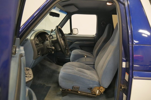 1996 Ford Bronco XLT 4X4  for Sale $19,995