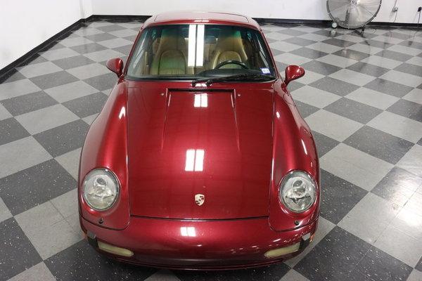 1996 Porsche 911 Carrera  for Sale $66,995