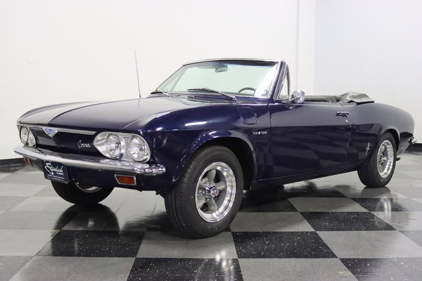 1966 Chevrolet Corvair Convertible  for Sale $24,995