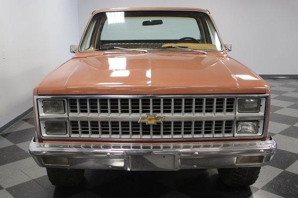 1982 Chevrolet K10 4x4  for Sale $22,995