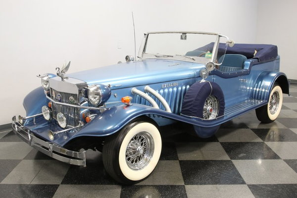1964 Excalibur Tribute Convertible  for Sale $19,995