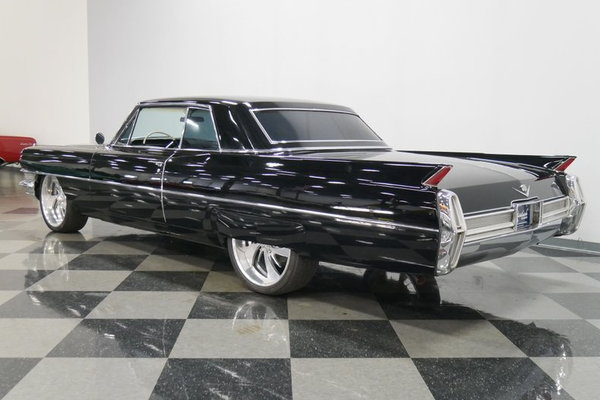 1964 Cadillac Series 62 Coupe LS Restomod  for Sale $33,995