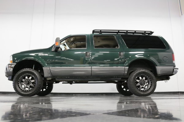 2003 Ford Excursion XLT  for Sale $41,995