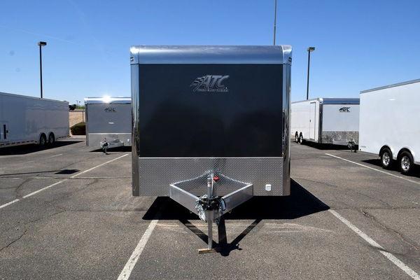 2018 ATC Trailers Quest CH305 8.5 x 24 Tandem 5200 Torsion A