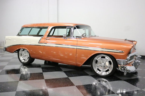 1956 Chevrolet Nomad  for Sale $86,995