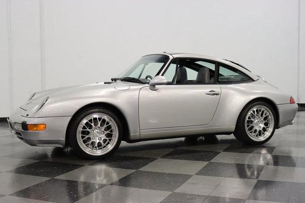 1997 Porsche 911 Carrera Targa  for Sale $94,995