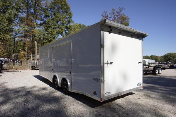 2020 Bravo ALUMINUM Silver Star 8.5X24 10K w/ Full Escape Do  for Sale $17,212