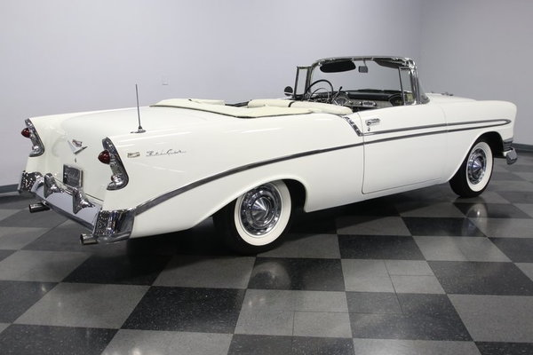 1956 Chevrolet Bel Air Convertible  for Sale $54,995