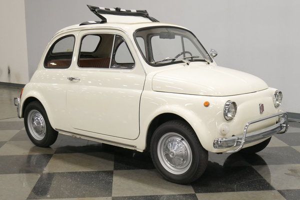 1970 Fiat 500F  for Sale $15,995