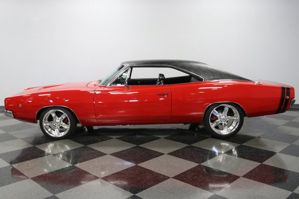 1968 Dodge Charger  for Sale $67,995