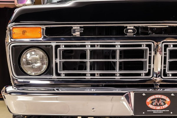 1977 Ford F150 Ranger 4X4 Pickup  for Sale $69,900