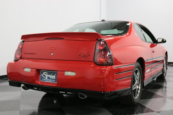 2004 Chevrolet Monte Carlo SS Supercharged #8 Dale Earnhardt  for Sale $12,995