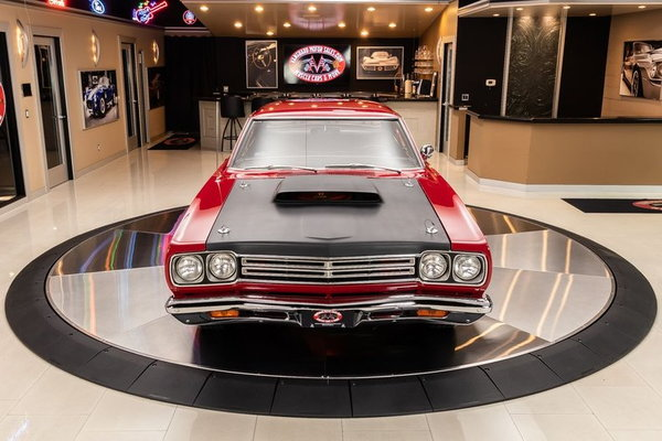 1969 Plymouth Road Runner A12 440 Six Pack  for Sale $99,900