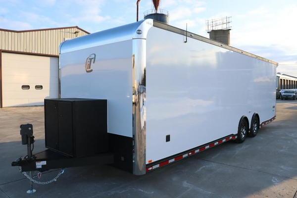 2020 inTech Custom Race Car Trailer- DEMO Unit  for Sale $41,000