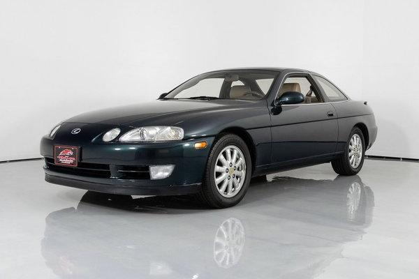 1993 Lexus SC400  for Sale $11,995