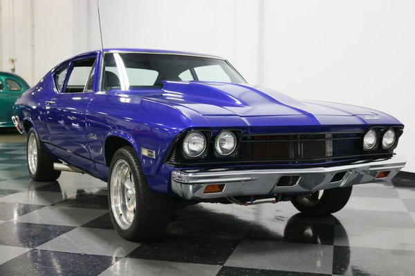 1968 Chevrolet Chevelle Restomod  for Sale $34,995