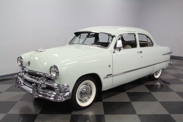 1951 Ford Custom  for Sale $22,995