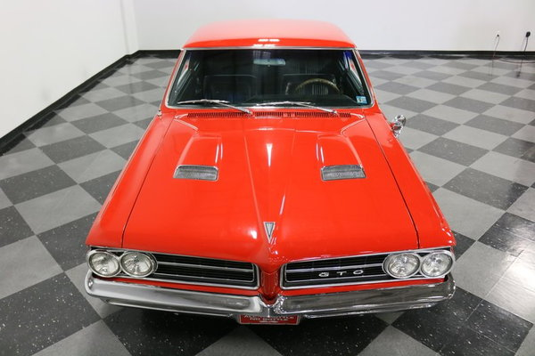 1964 Pontiac GTO  for Sale $37,995