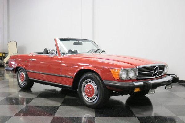1975 Mercedes-Benz 450SL  for Sale $19,995