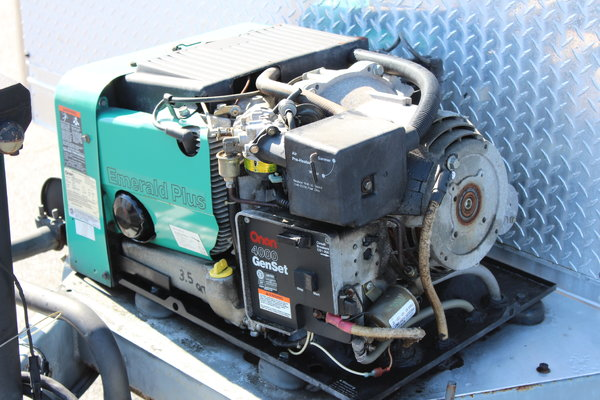 Indigo Blue Pre-Owned 26' LOADED Generator/Winch