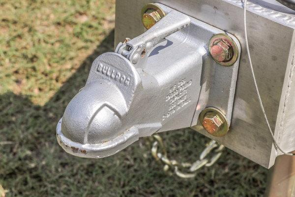 8.5X32 BRAVO ALUMINUM STACKER