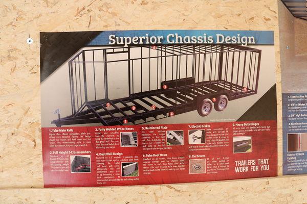 32' Enclosed Race Car Trailer @ Wacobill.com