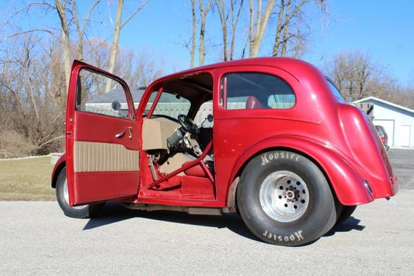 1941 Ford Anglia   for Sale $48,000