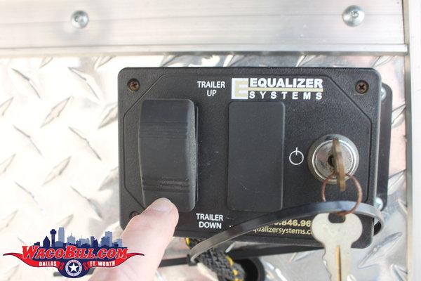 8.5x44 United Super Hauler X-Height Trailer Wacobill.com
