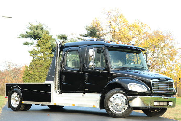 2007 Freightliner M2 MOUNTAIN MASTER  for Sale $89,900