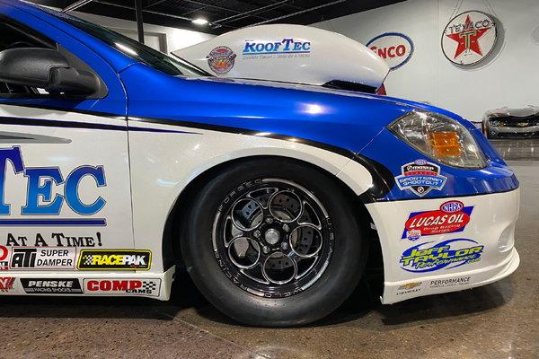 SUPER MOD CHEVY COBALT COMP ELIMINATOR CAR & COMPLETE OP  for Sale $175,000