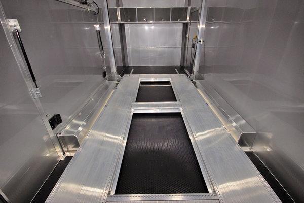 2019 ATC Quest ST305 22ft. Aluminum w/7,000lb. Axles Stacker
