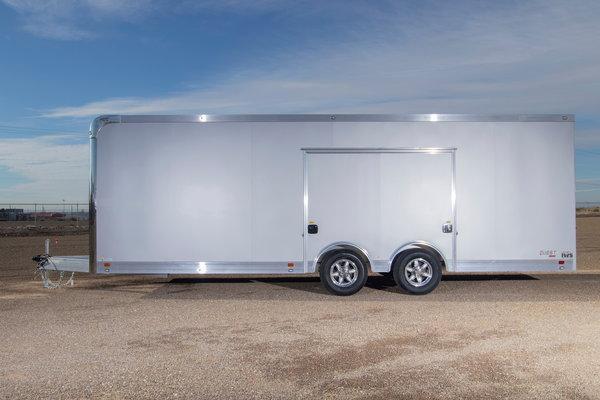 2018 24' ATC Aluminum Quest Car Hauler