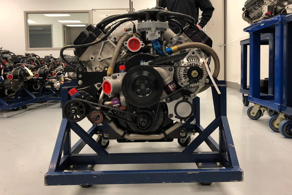 FR9 Open Cup Engine  for Sale $27,000
