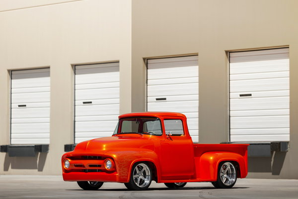 1956 Ford F-100  for Sale $129,900