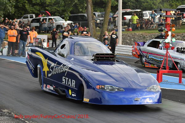 Monte Carlo Funny Car Body  for Sale $2,500