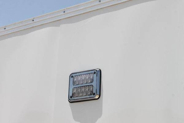 34' United X-Height Loaded Race Trailer Wacobill.com