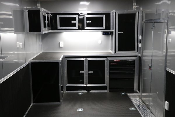 @ COST BLOWOUT: 50' Living Quarters SAVE $18,601