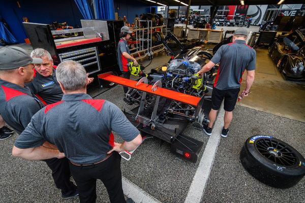 2017 Ligier LMP3 (JSP3)   for Sale $179,900