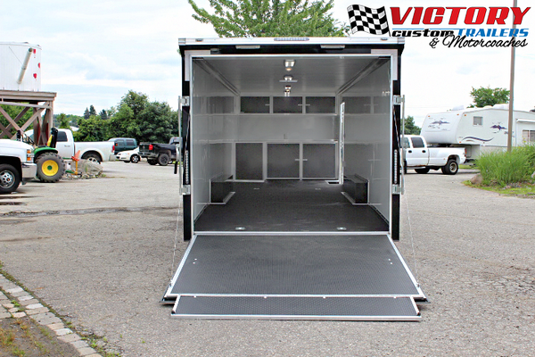 Brand New 2018 Bravo 30' Race Trailer