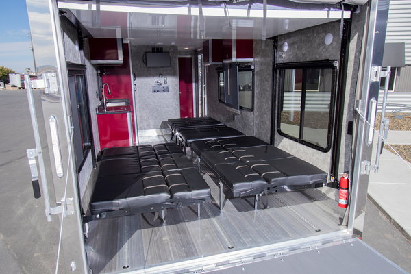 ATC Toy Hauler 28' With Bedroom  for Sale $63,325