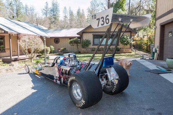 Uyehara hard tail  for Sale $7,000