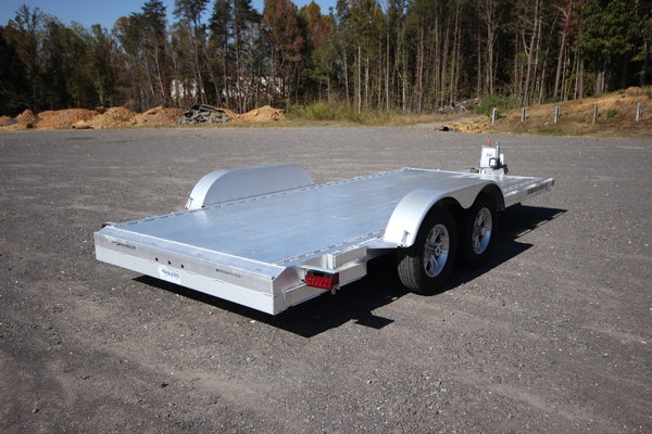 2019 Featherlite Trailers 3182 16ft.Aluminum w/3,500lb. Axle
