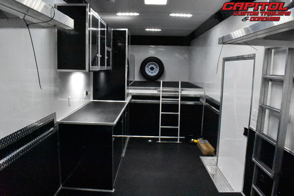 2020 UNITED SUPER HAULER 40' DIRT LATE MODEL HAULER