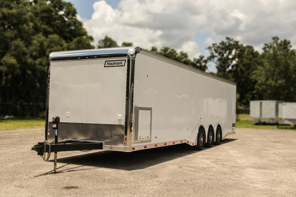 8.5x34 Haulmark Edge | Race Car Trailer