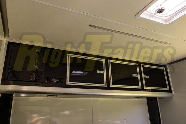 2021 8.5'x30' Continental Cargo Race Trailer